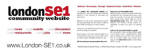 your community ... your website