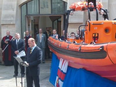 Lifeboat naming