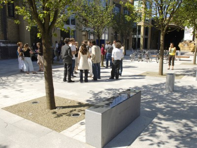 Roper Lane's new open space unveiled