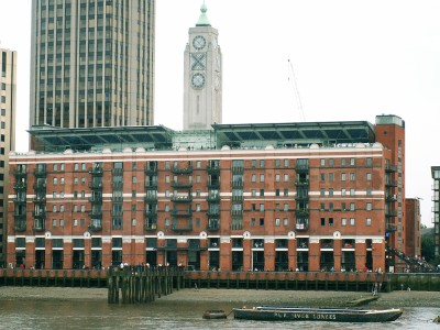 Ten years of Oxo Tower Wharf