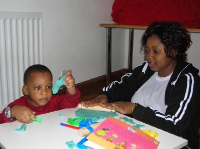 Families in Southwark learn together