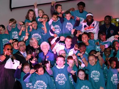 Bermondsey kids are Southwark sports champions