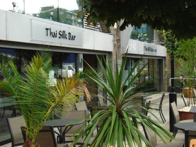 Thai Silk in Isabella Street