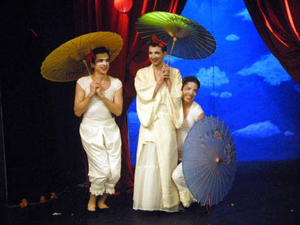 The Mikado at Union Theatre
