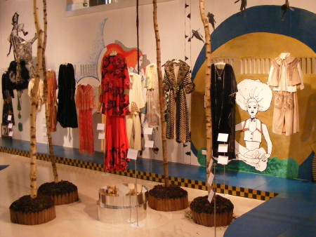Billy: Bill Gibb's Moment in Time at Fashion & Textile Museum