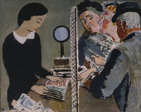 The Last Minute - Vanessa Bell, 1935