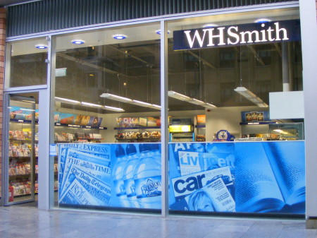 WHSmith Bankside Mix