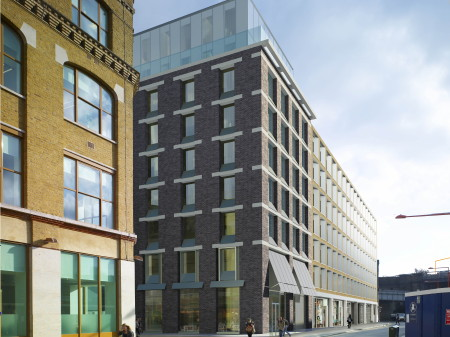 Proposed Premier inn