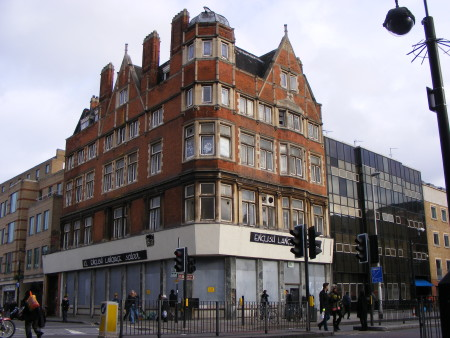 Plans for supermarket and apart-hotel in Lower Marsh