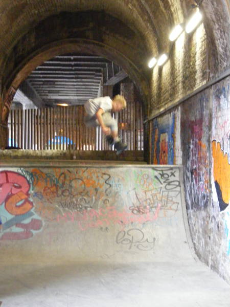 Whites Grounds Skate Park improvements unveiled