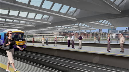 Calls for Blackfriars Station to be renamed to include Bankside
