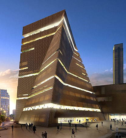 Fundraising for Tate Modern extension reaches half-way point