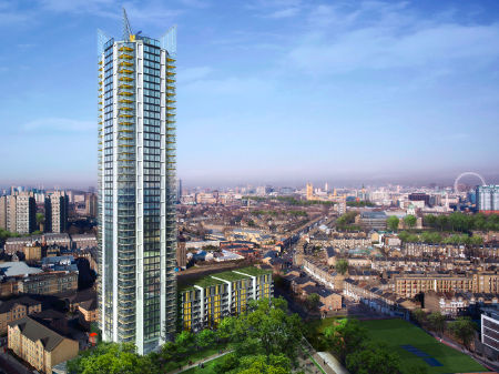 Elephant & Castle 360 tower project to be revived
