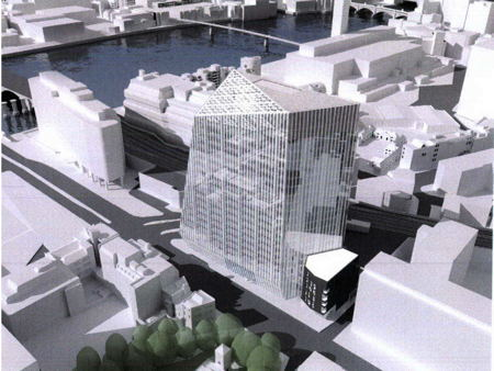 20-storey office block could be the key to Blackfriars Road skyscraper cluster