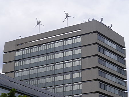 Three Years On Colombo House Wind Turbines Could Finally