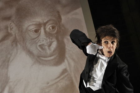 Kafka's Monkey at the Young Vic