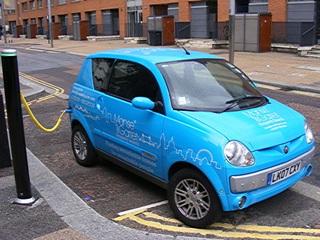 SE1 to get two more electric vehicle charging points
