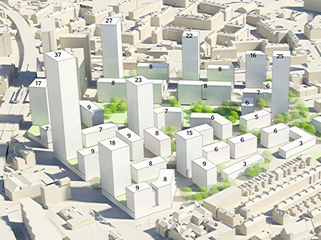 Latest Elephant & Castle masterplan published