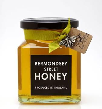Bermondsey Street Honey wins two awards