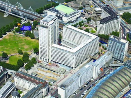 Early plans for Shell Centre development revealed