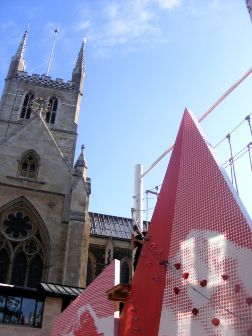 House of Switzerland opens at Glaziers Hall and Southwark Cathedral