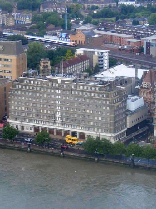 Former fire HQ on Albert Embankment: appeal lodged against planning refusal