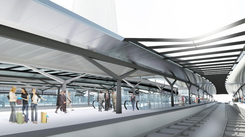 London Bridge Station redevelopment: latest details & new images