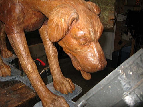 Dog and pot sculpture to be installed as Dickens bicentenary year ends