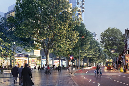 Elephant & Castle: Lend Lease Heygate Estate masterplan approved