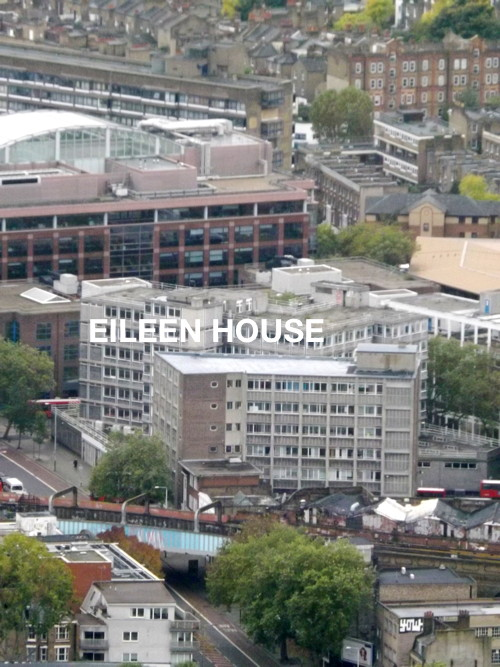 Eileen House occupied by squatters days before Boris decision