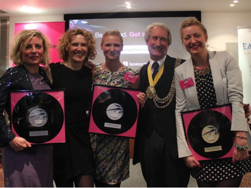 Waterloo mum named as Lambeth's top female entrepreneur