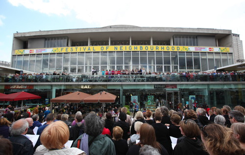 Southbank Centre launches summer-long Festival of Neighbourhood