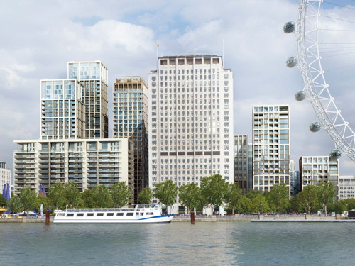 Shell Centre redevelopment approved: nearly 900 South Bank homes