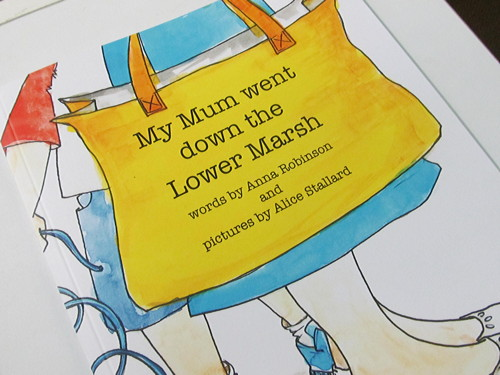 Lower Marsh people and shops featured in new children's book