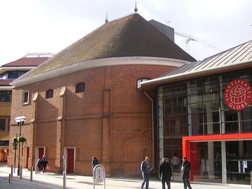 The Sam Wanamaker Playhouse is situated on New Glo