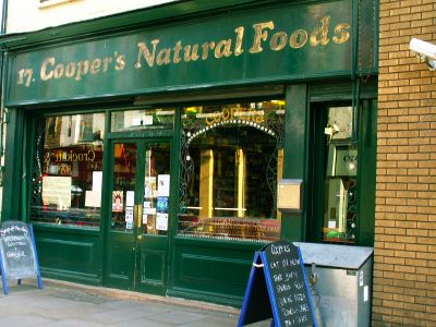 Cooper's Natural Foods shuts after three decades in Lower Marsh