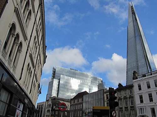 Murdoch's UK firms sign 30-year lease for the Baby Shard