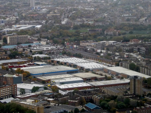 Boris proposes large-scale development along Old Kent Road