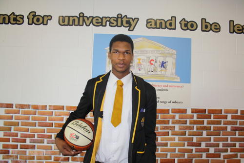 Young SE1 basketball player reaches Europe's top 40