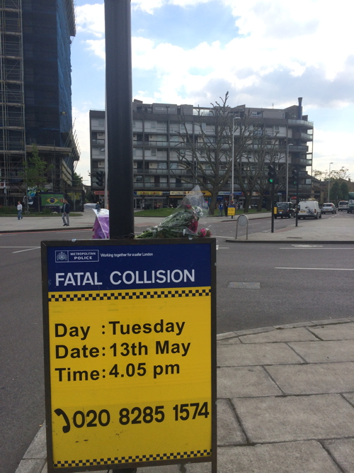 Cyclist killed at Elephant & Castle named as Abdelkhalak Lahyani