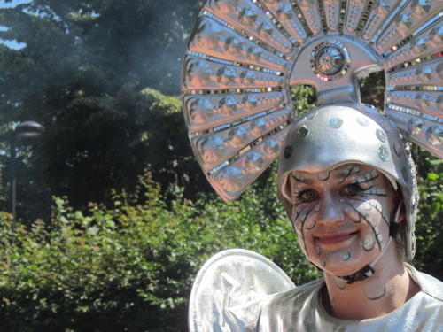 Circus-themed Waterloo Carnival features locals aged 2 to 82