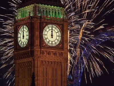 £10 to see New Year's Eve fireworks