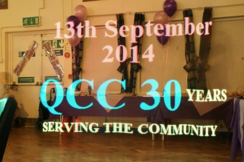 Queensborough Centre marks 30 years