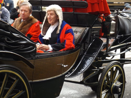 Former City Lord Mayor is Southwark's Guildable Manor foreman