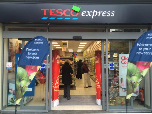 Tesco Express Waterloo Road