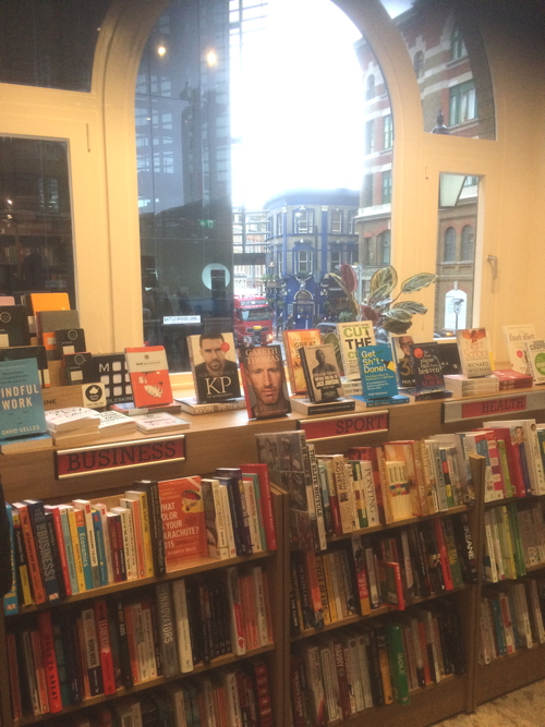 Riverside Bookshop relocates to Tooley Street