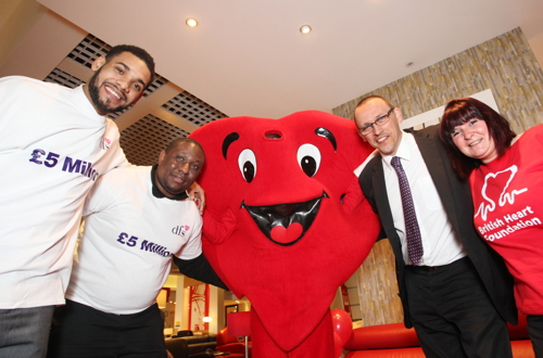 DFS staff in Old Kent Road get CPR training