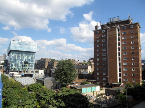 Southwark tube development: Styles House residents will have final say