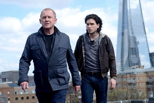 Spooks movie features SE1 locations