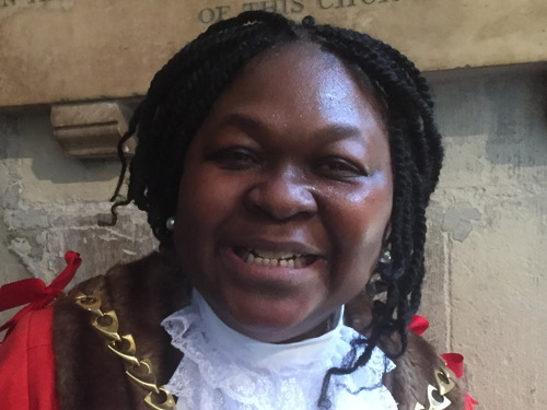 Cllr Dora Dixon-Fyle is new Mayor of Southwark